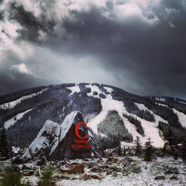 Copper Mountain season passes