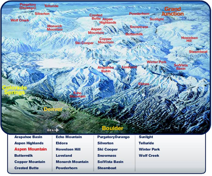 Colorado Ski Areas Up Their Offerings for The 2015/16 Season