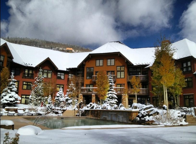 Why are copper mountain s cirque vacation rentals special for Mountain cabin rentals colorado