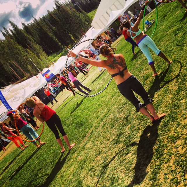 Copper Mountain summer events