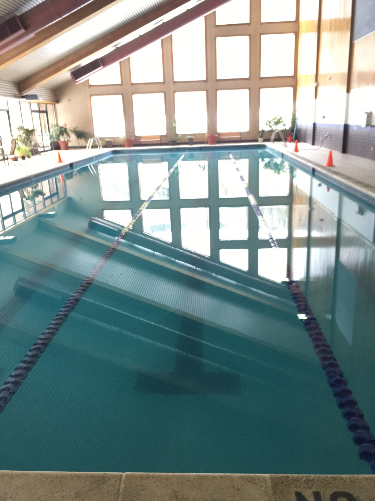 Copper Mountain Athletic Club pool