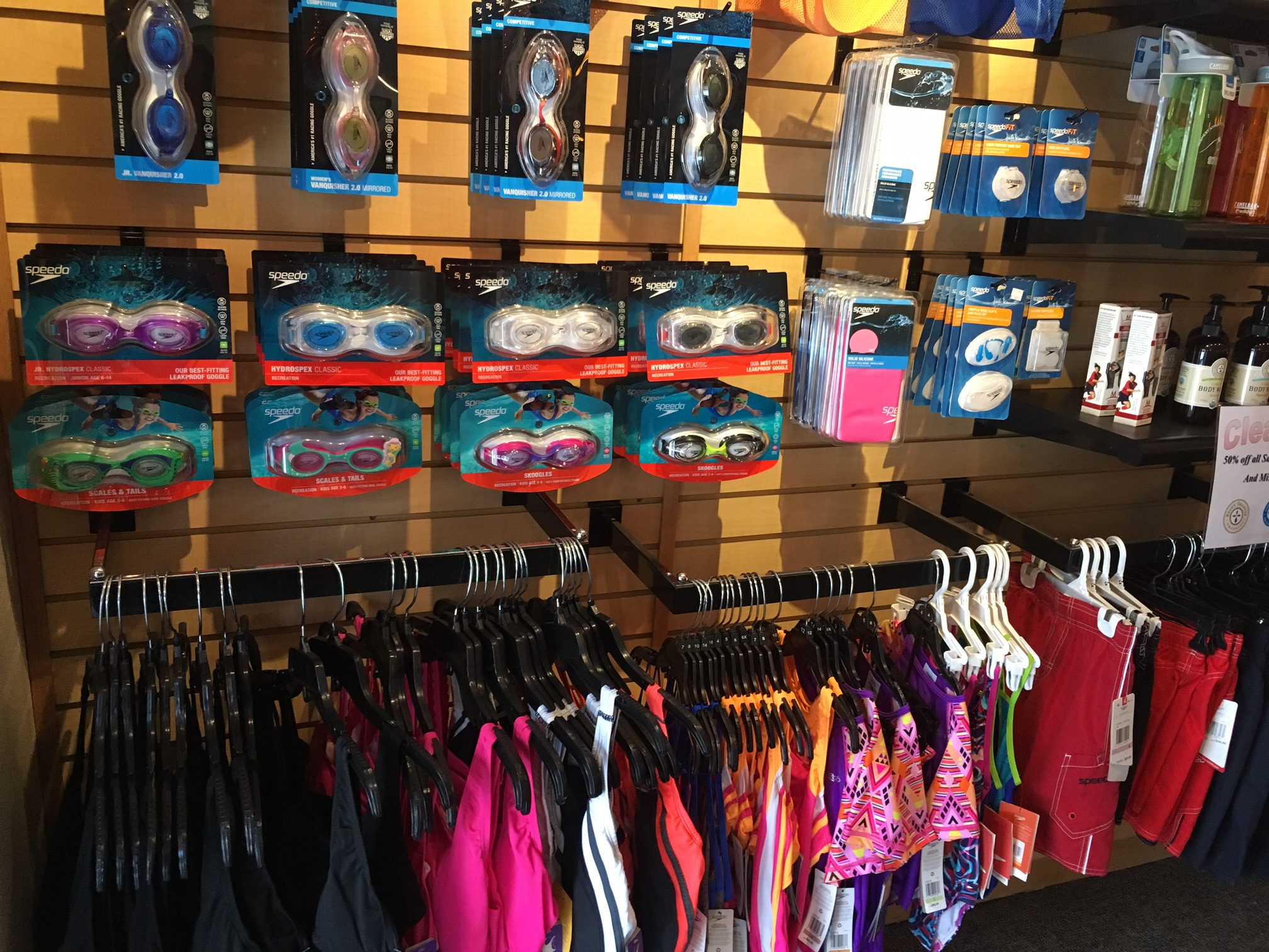 copper Mountain spa store