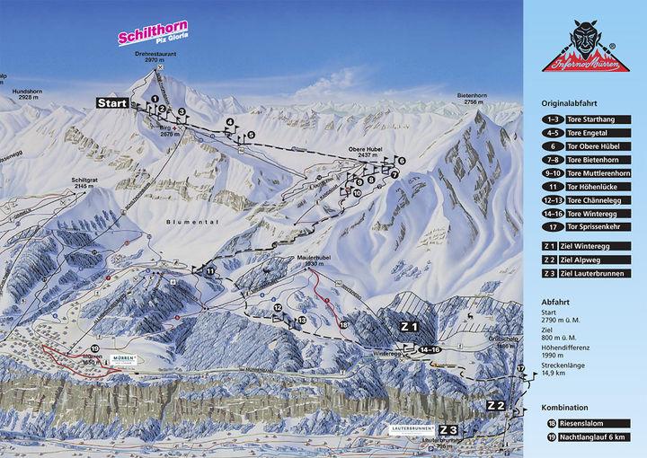 International Skiing