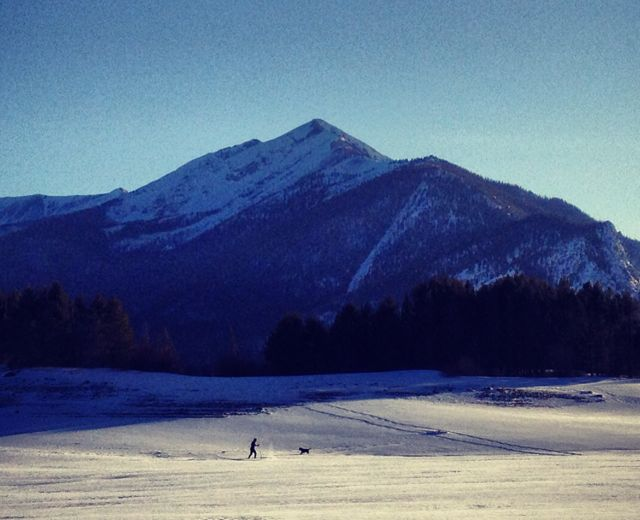 crosscountry skiing copper mountain colorado