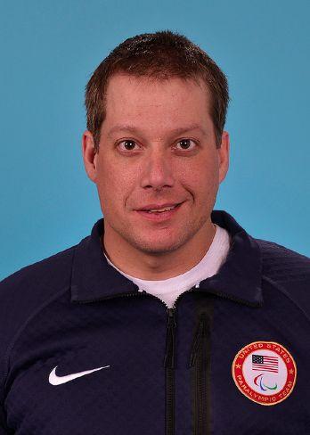 US paralympic skier Scott Meyer