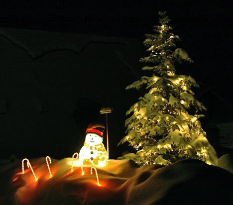 christmas copper mountain