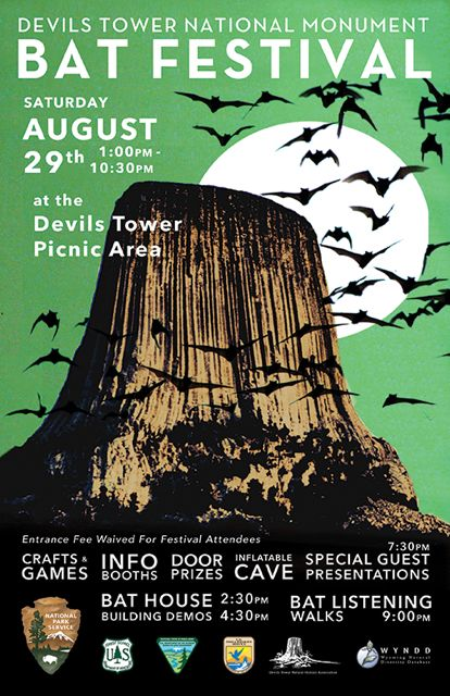 Bat Festival Devil's Tower