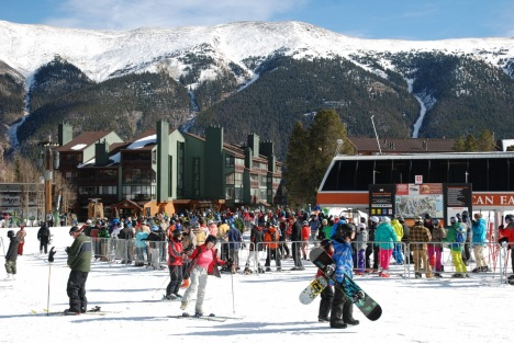 Colorado mountain tourism