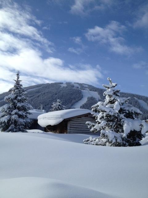Copper Mountain spring ski touring
