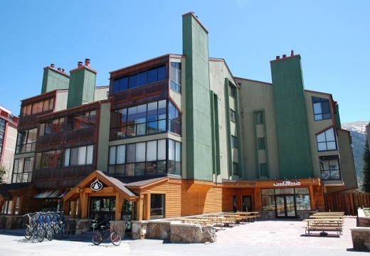Copper Mountain Resort Lodging