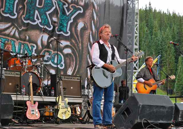 Copper Mountain concert