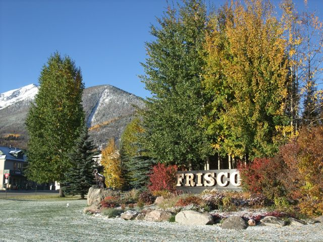 Frisco welcomes winter