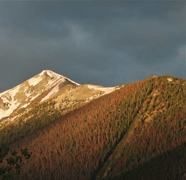 Peak One, Frisco, Colorado