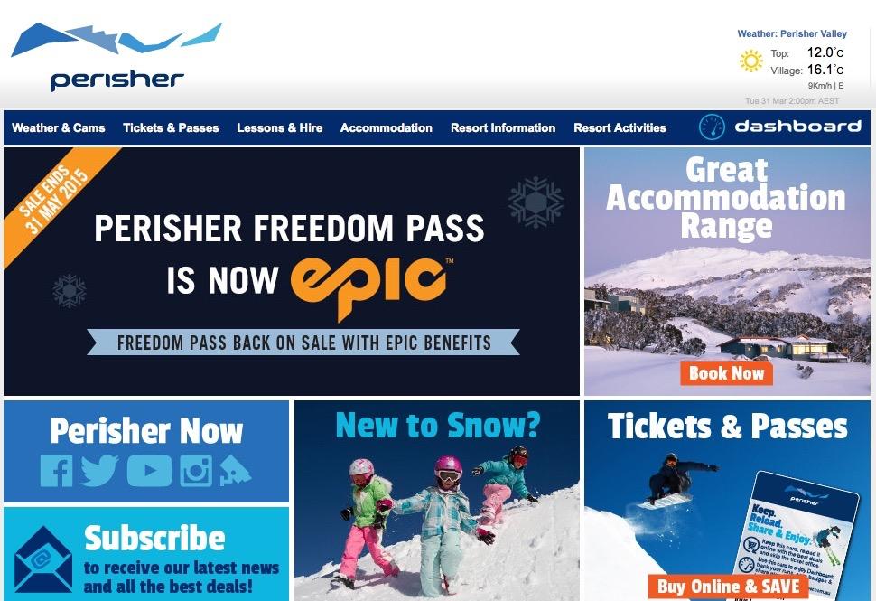 ski business
