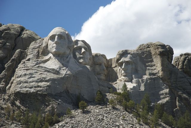 mt rushmore national park