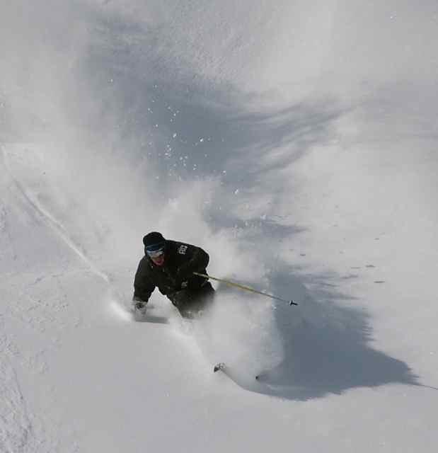 Colorado spring skiing