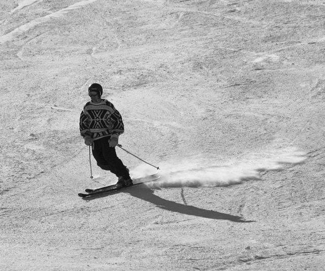Copper Mountain skiing